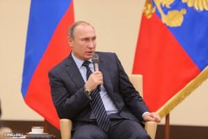 Встреча Путина с активистами